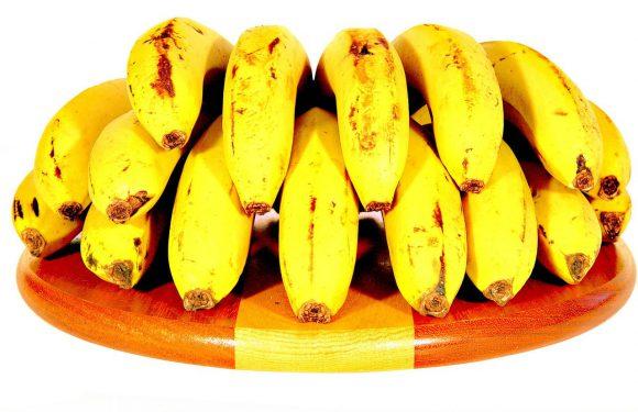Bananowa maska do włosów